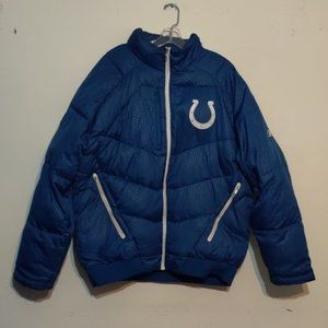 Reebok Indianapolis Colts L NFL Sideline Puffer